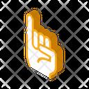 Hand Gesture Friendship Icon