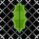 Pinnate Greenery Leaf Icon