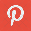 Pinterest Social Pin Icon