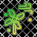 Pinwheel Toy Windmill Icon