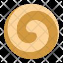 Pinwheel cookies Icon