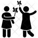 Pinwheel Game Icon