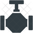 Pipe Valve Main Icon