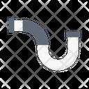 Pipe Pipeline Plumbing Icon