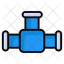 Pipe Water Tube Icon