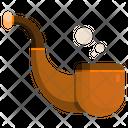 Pipe Smoking Icon