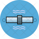 Pipe Water Tool Icon
