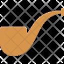 Pipe Smoke Tabaco Icon