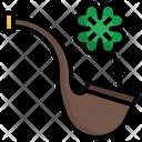 Pipe Smoke Tobacco Icon