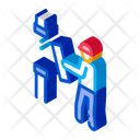 Change Pipe Plumber Icon