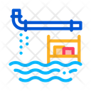 Pipe Leakage Icon