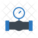 Pipe Pressure Pipeline Icon