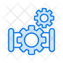 Pipe Repair Pipe Plumber Icon