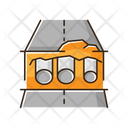 Pipe Replacement Icon