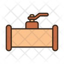 Pipe tap Icon
