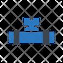 Valve Pipeline Plumbing Icon
