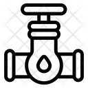 Pipeline Pipe Valve Valve Icon