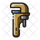 Pipe Wrench Wrench Monkey Wrench Icon