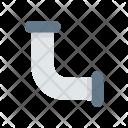 Pipeline Plumbing Pipe Icon