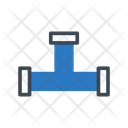 Pipe Pipeline Plumbing Icon