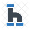 Pipe Pipeline Faucet Icon
