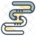 Pipeline Water Icon