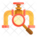 Mpipeline Inspection Pipeline Inspection Inspection Icon