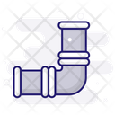 Pipes Plumbing Pipe Icon