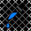 Pipet Dropper Pipette Icon