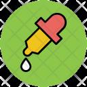Pipette Dropper Liquid Icon