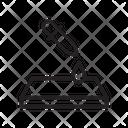 Dropper Pipette Blood Icon