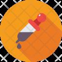 Pipette Dropper Pipet Icon
