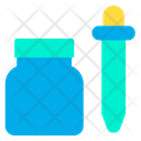 Drop Pipette Bottle Icon