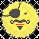 Pirate Thief Burglar Icon