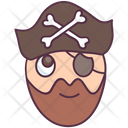 Pirate Avatar Icon