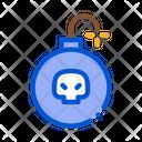 Pirate Bomb Icon