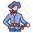 Sailor Sea Captain Icon