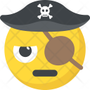 Pirate Emoji Icon