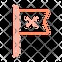 Bandit Flag Pirates Icon