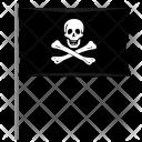 Skull Bones Pirate Icon
