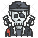 Pirate Ghost Icon