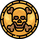Pirate Gold Coins Gold Coin Coin Icon