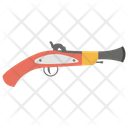 Pirate Gun Weapon Pistol Icon