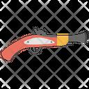 Pirate Gun Icon