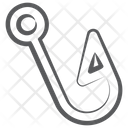 Pirate Hook Captain Hook Hand Hook Icon