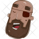 Pirate Is Laughing Icon