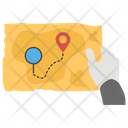 Pirate Map Icon