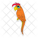 Pirate Parrot Parrot Pirate Icon