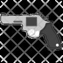 Pirate Revolver Icon