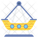 Pirate Ship Swinging Boat Swinging Icon